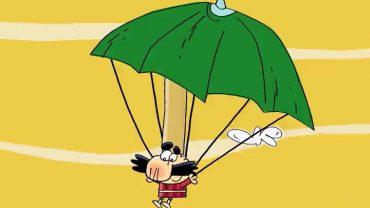 چتر بازی