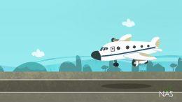 هواپیمای تاخیری