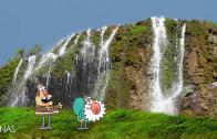 وی گردی – اصفهان – آبشار پونه زار